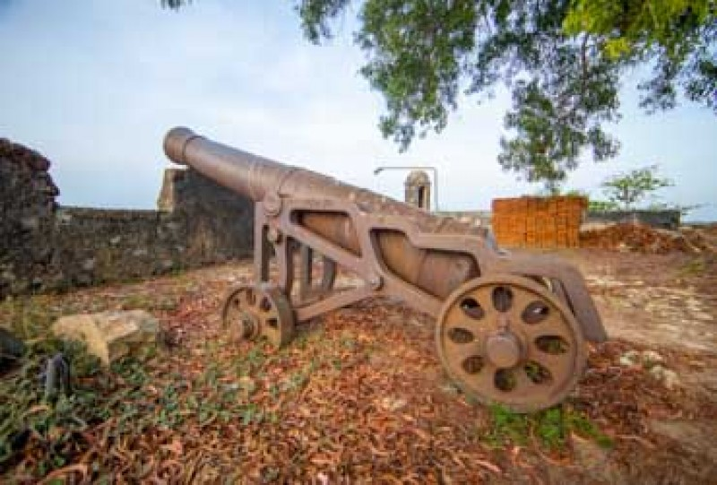 Batticaloa fort | Gateway to East