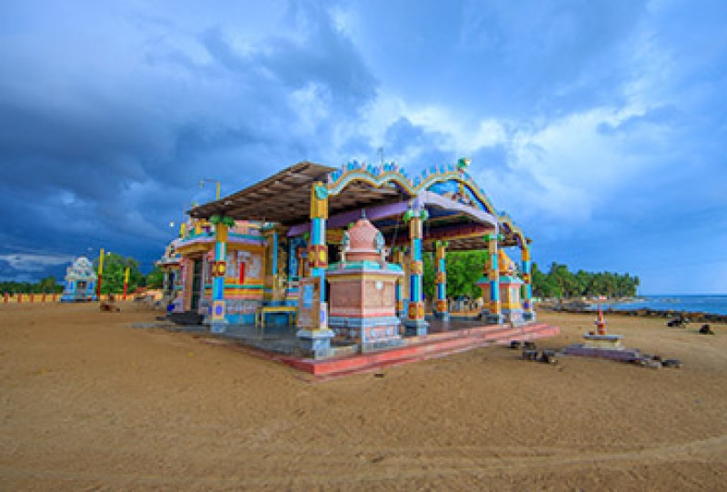 Salli muthumariamman temple | Gateway to East